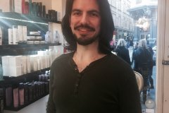 Men's Cuts at Giannasso - Covent Garden