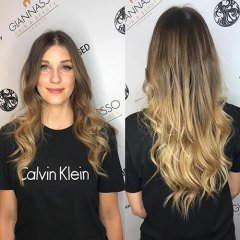 Balayage Hair Colour at Giannasso Salon in London's West End