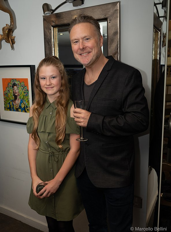 GIANNASSO HAIR & BEAUTY SALON IN COVENT GARDEN CELEBRATE 10 YEAR ANNIVERSARY IN STYLE