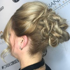 Special Occasion Hair & Make-Up at Giannasso Salon Covent Garden